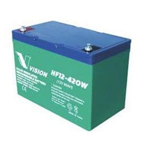 bateria vision 12V/100AH para ups