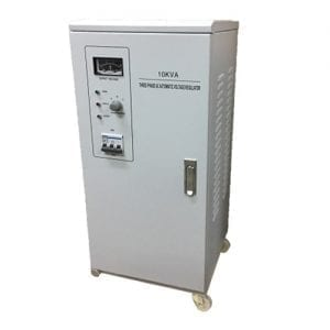 estabilizador de voltaje 10kva