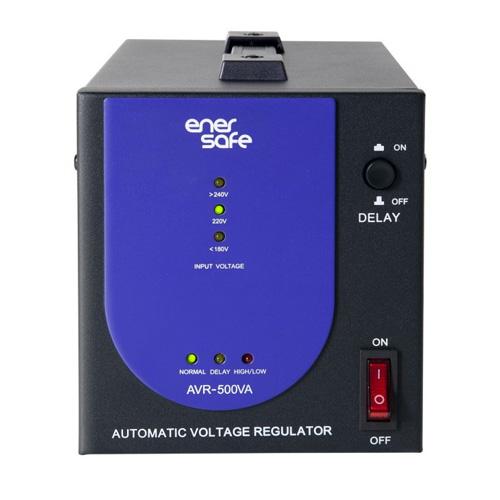 Regulador de Voltaje 500 VA